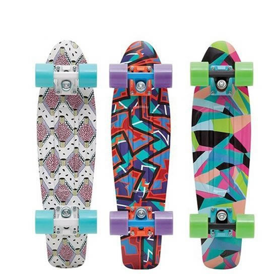 Penny board patterns